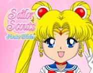 Sailor Scouts Avatar Maker