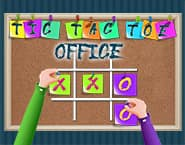 Tic Tac Toe Office