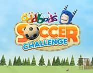 Oddbods Soccer Challenge
