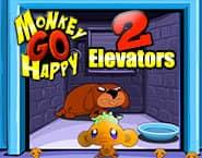 Monkey Go Happy: Elevators 2