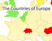 The Countries of Europe